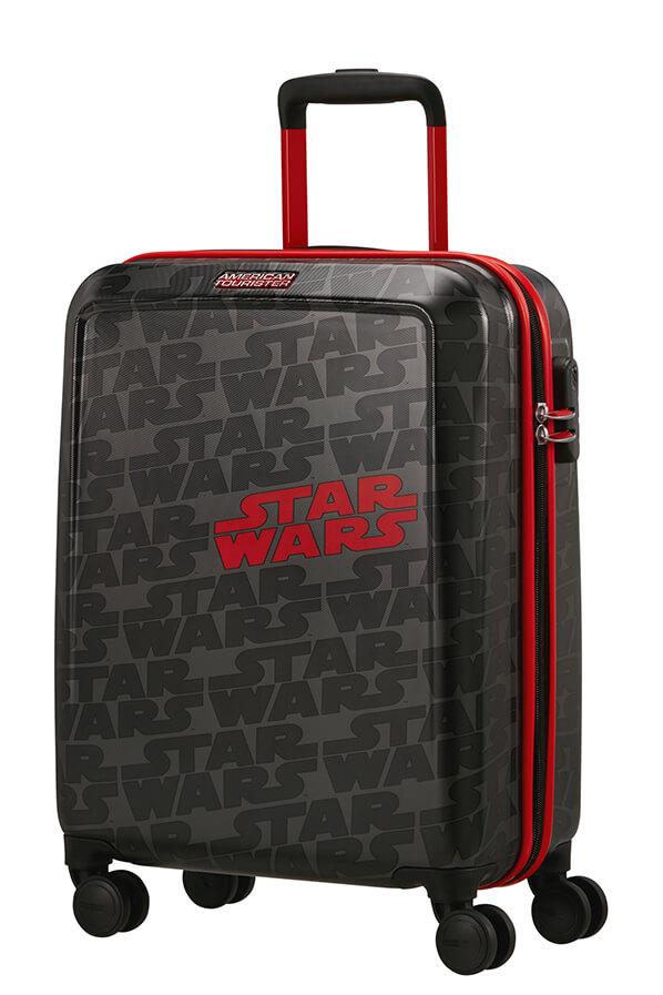 Mala de Cabine 55cm c/ 4 Rodas Star Wars Logo - Funlight Star Wars  | American Tourister