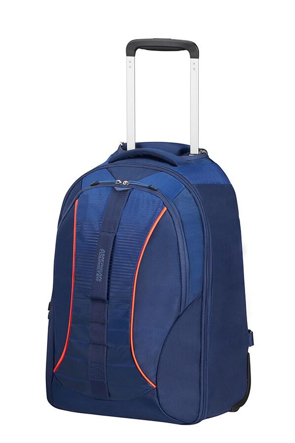 "Mochila c/ Rodas p/ Portátil 15.6"" Sporty Azul Escuro/Azul - Fast Route   American Tourister"