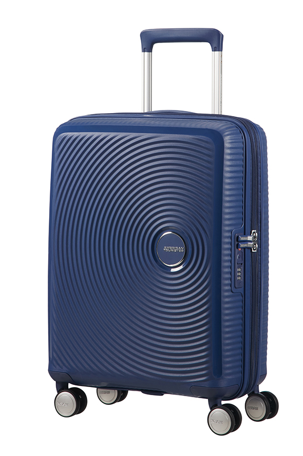 Bagagem de Cabine Midnight Navy - Soundbox | American Tourister