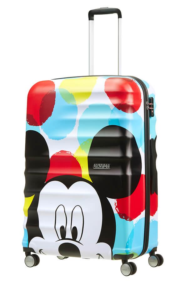 Mala de Viagem 4 Rodas 77cm Mickey Close-Up - American Tourister ... e1a0d1c1e2