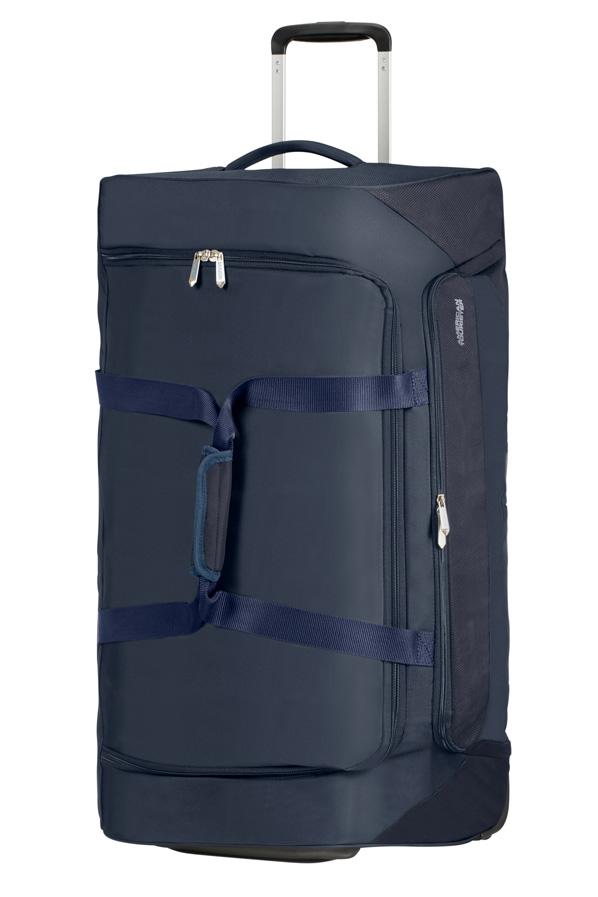 Saco de Viagem Grande 80cm c/2 Rodas Azul  Marinho - Summerfunk | American Tourister