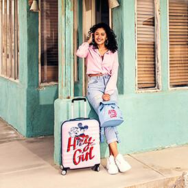 Nova Coleção Disney American Tourister