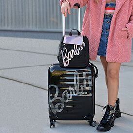 Barbie American Tourister