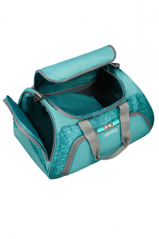 Saco de Desporto Sea Green Print - Road Quest | American Tourister