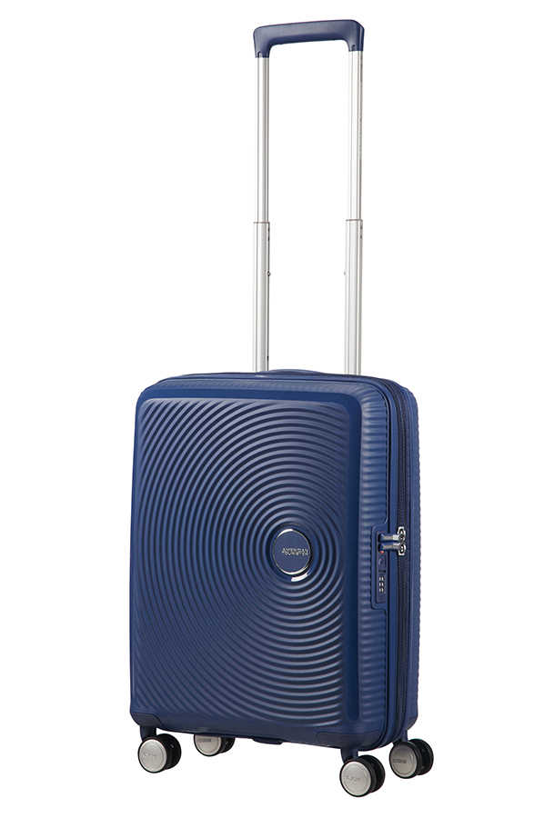 Trolley - Bagagem de Cabine Midnight Navy - Soundbox | American Tourister