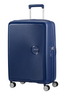 Mala de Viagem Média Midnight Blue - Soundbox | American Tourister