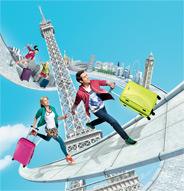 American Tourister é a segunda marca mais vendida do mundo