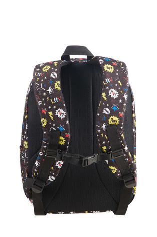 Alças Ergonómicas - UG Mochila Casual Pop Culture BP1 | American Tourister